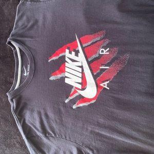 Nike Air T-Shirt. Fits like XL